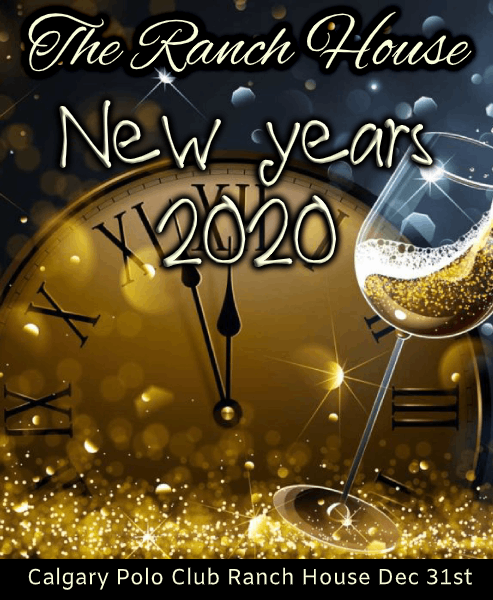 New Years Eve 2021 - The Ranch House